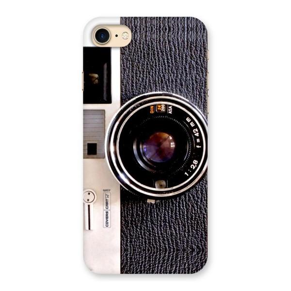 Vintage Camera Back Case for iPhone 7