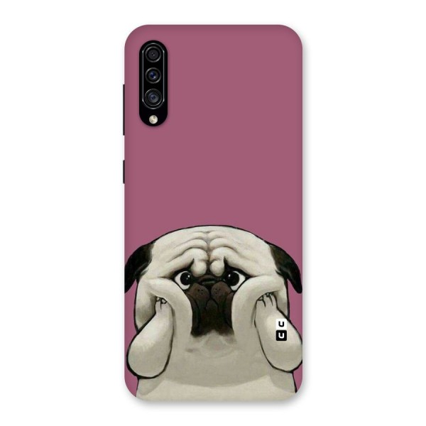 Chubby Doggo Back Case for Galaxy A30s