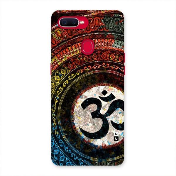Culture Om Design Back Case for Oppo F9 Pro