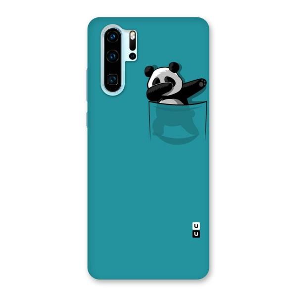 Panda Dabbing Away Back Case for Huawei P30 Pro