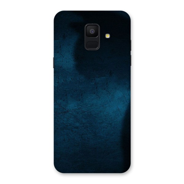 Royal Blue Back Case for Galaxy A6 (2018)