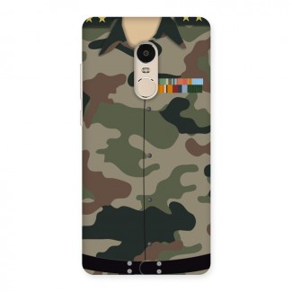 Army Uniform Back Case for Xiaomi Redmi Note 4