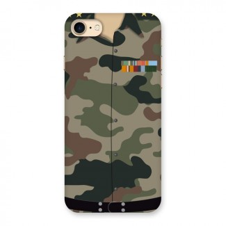 Army Uniform Back Case for iPhone 7