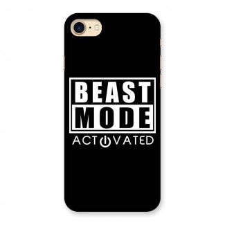 Beast Mode Activated Back Case for iPhone 7