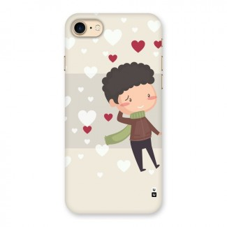 Boy in love Back Case for iPhone 7