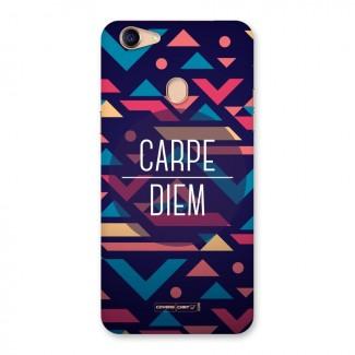 Carpe Diem Back Case for Oppo F5