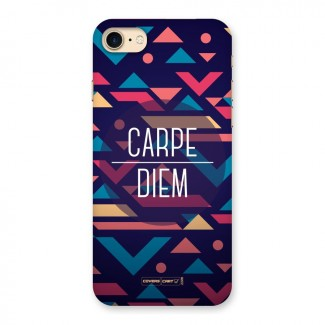 Carpe Diem Back Case for iPhone 7
