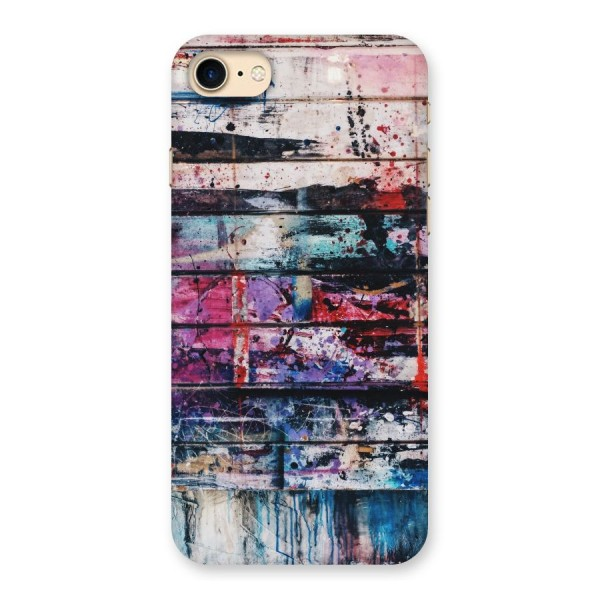 Classic Art Splash Back Case for iPhone 7