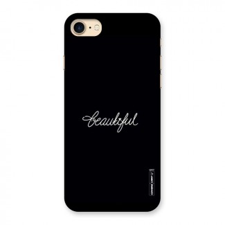 Classic Beautiful Back Case for iPhone 7