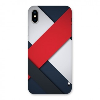 Classic Bold Back Case for iPhone X
