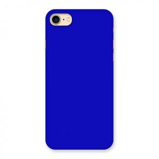 Cobalt Blue Back Case for iPhone 7