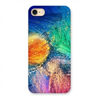 Colorful Leafs Vibrant Back Case for iPhone 7