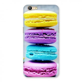 Colourful Whoopie Pies Back Case for Oppo A57