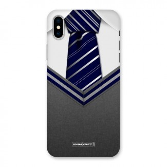 Cool Sweater Back Case for iPhone X