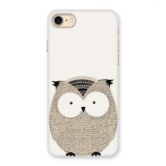 Cute Owl Back Case for iPhone 7