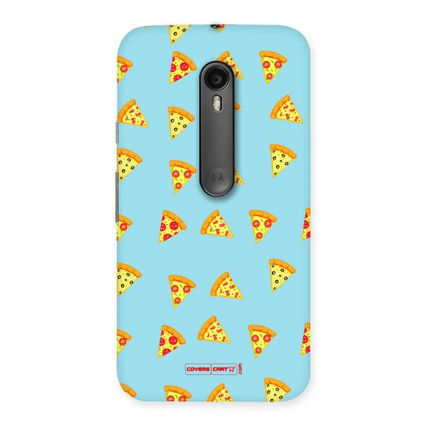 Cute Slices of Pizza Back Case for Moto G Turbo