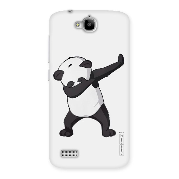 Dab Panda Shoot Back Case for Honor Holly