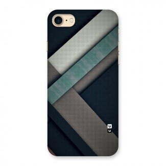 Dark Stripes Back Case for iPhone 7