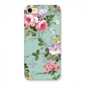Desinger Floral Back Case for iPhone 7