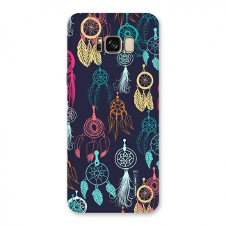 Dream Catcher Pattern Back Case for Galaxy S8 Plus