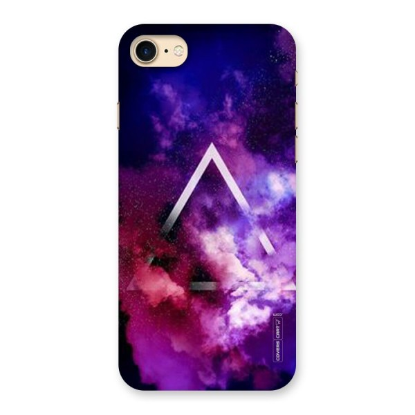 Galaxy Smoke Hues Back Case for iPhone 7