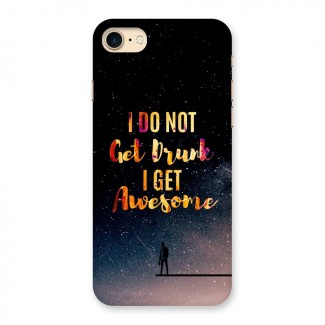 Get Awesome Back Case for iPhone 7