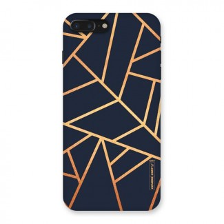 Golden Pattern Back Case for iPhone 7 Plus
