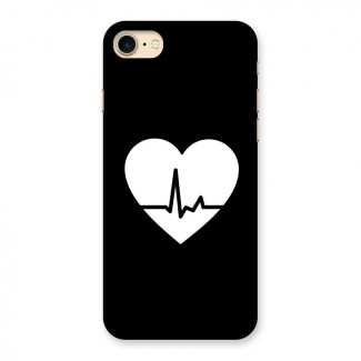 Heart Beat Back Case for iPhone 7