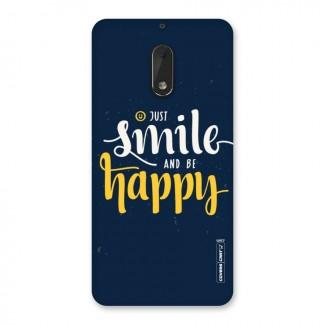 Just Smile Back Case for Nokia 6