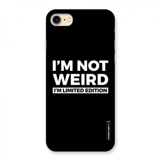 Limited Edition Back Case for iPhone 7