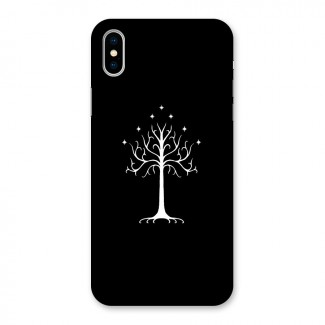Magic Tree Back Case for iPhone X