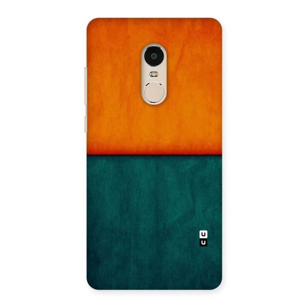 Shade Back Case for Xiaomi Redmi Note 4