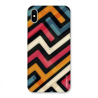 Pipelines Back Case for iPhone X