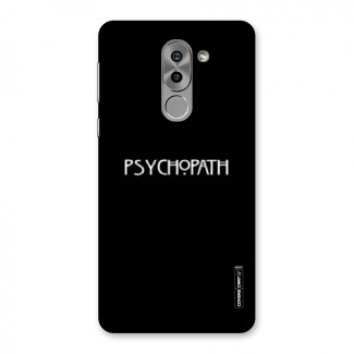 Psycopath Alert Back Case for Honor 6X