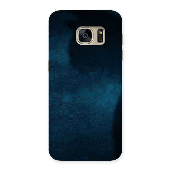 Royal Blue Back Case for Galaxy S7