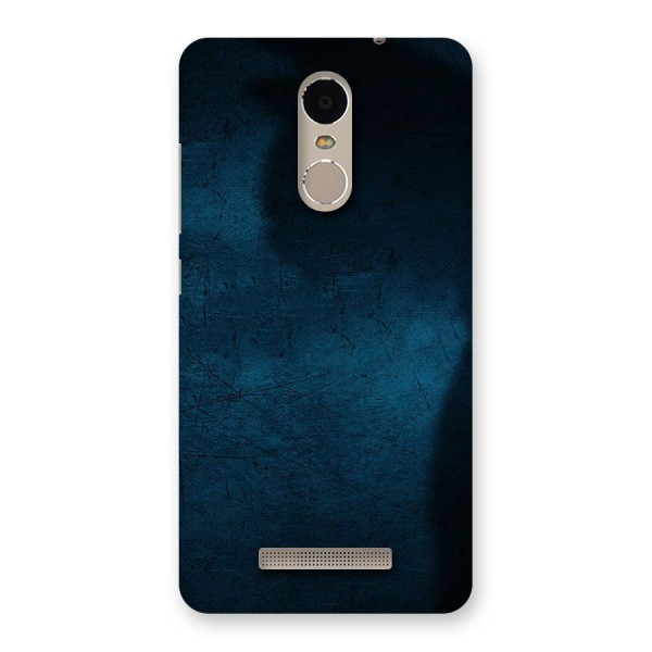 Royal Blue Back Case for Xiaomi Redmi Note 3