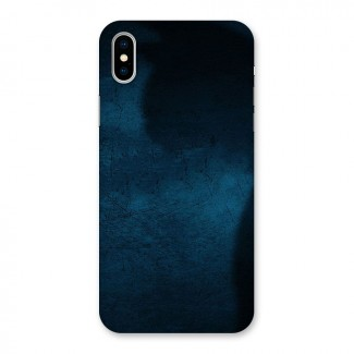 Royal Blue Back Case for iPhone X