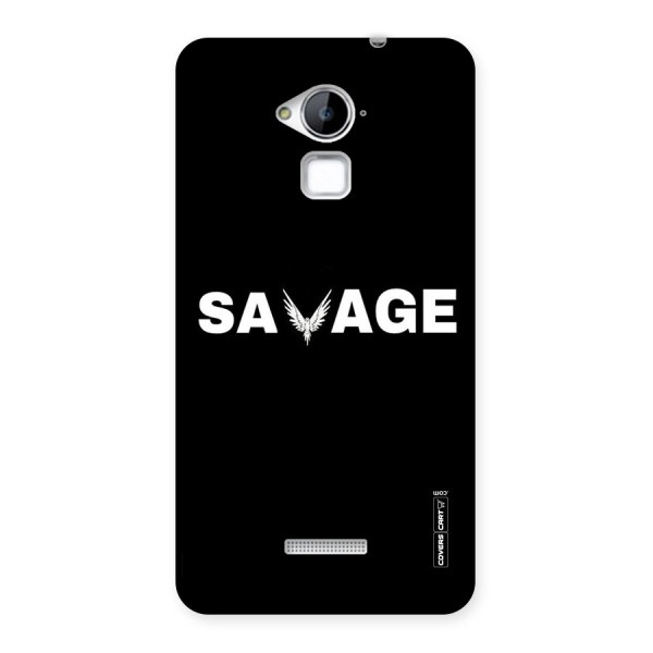 Savage Back Case for Coolpad Note 3