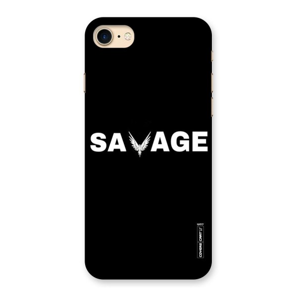 Savage Back Case for iPhone 7