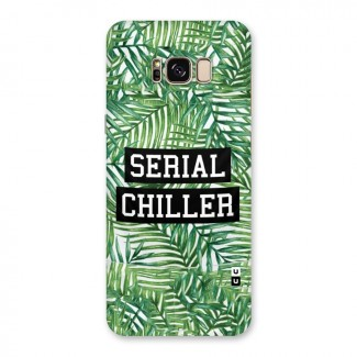 Serial Chiller Back Case for Galaxy S8 Plus