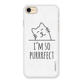 So Purrfect Back Case for iPhone 7