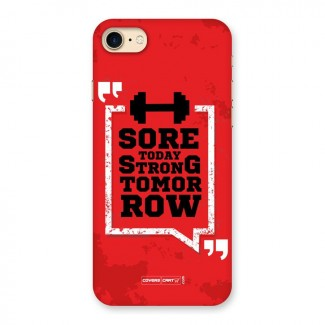 Stay Strong Back Case for iPhone 7