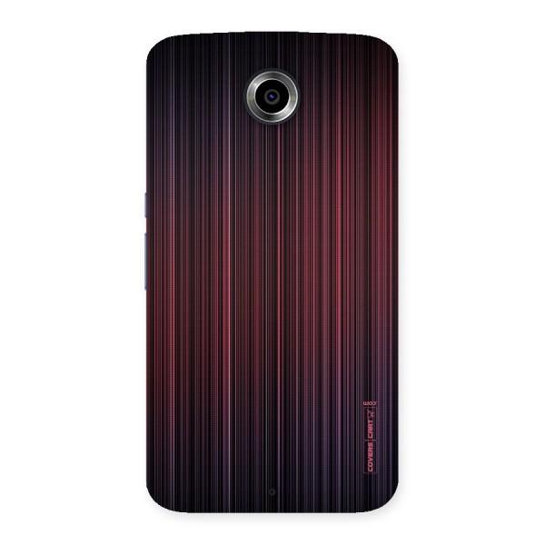 Stripes Gradiant Back Case for Nexsus 6
