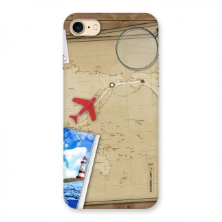 Summer Travel Back Case for iPhone 7