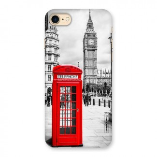 Telephone Booth Back Case for iPhone 7