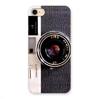 Vintage Camera Back Case for iPhone 7