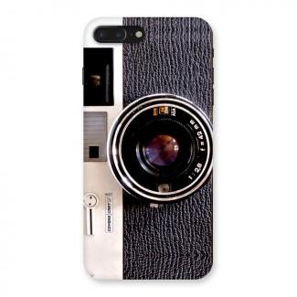Vintage Camera Back Case for iPhone 7 Plus