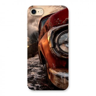Vintage Car Headlight Back Case for iPhone 7