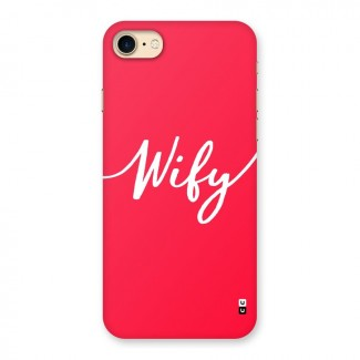 Wify Back Case for iPhone 7