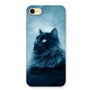 Wild Forest Cat Back Case for iPhone 7
